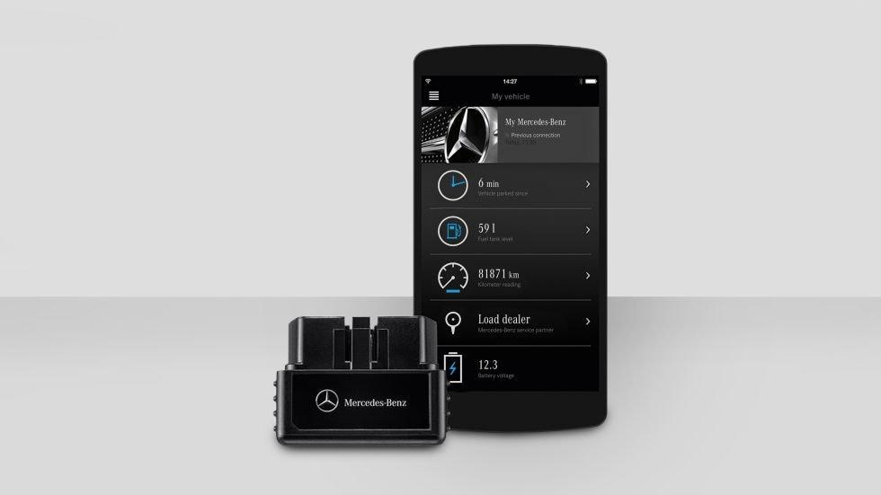 Mercedes Me Adapter - Mercedes-Benz Cars UK
