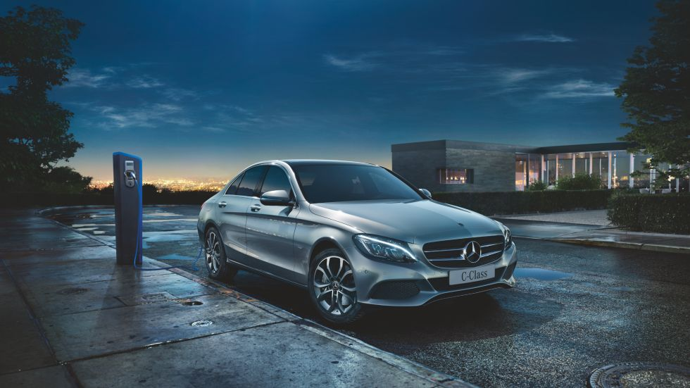 Personal Finance Contract Hire - Mercedes-Benz Cars UK