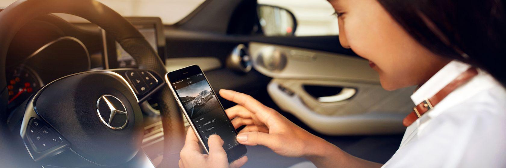 Mercedes-Benz: Interactive Owner's Manuals