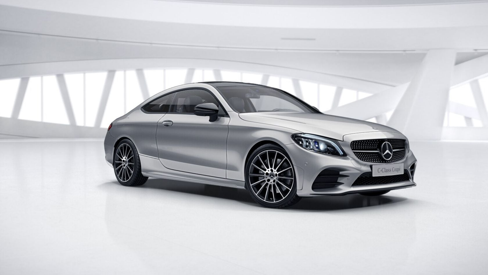 Mercedes Benz C Class Coupe Models And Equipment