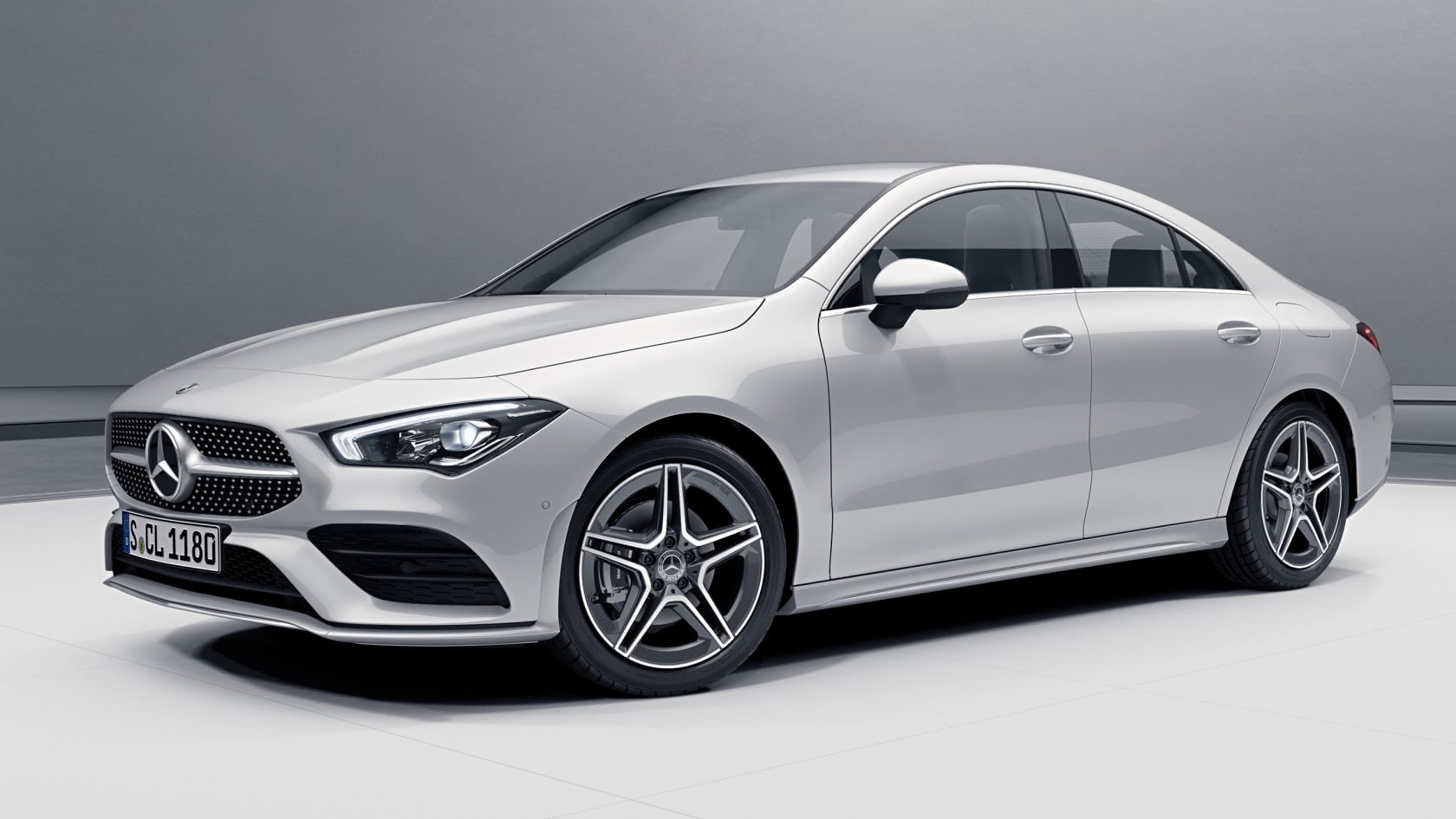 Mercedes Benz Cla >> Mercedes Benz Cla Coupe Models And Equipment
