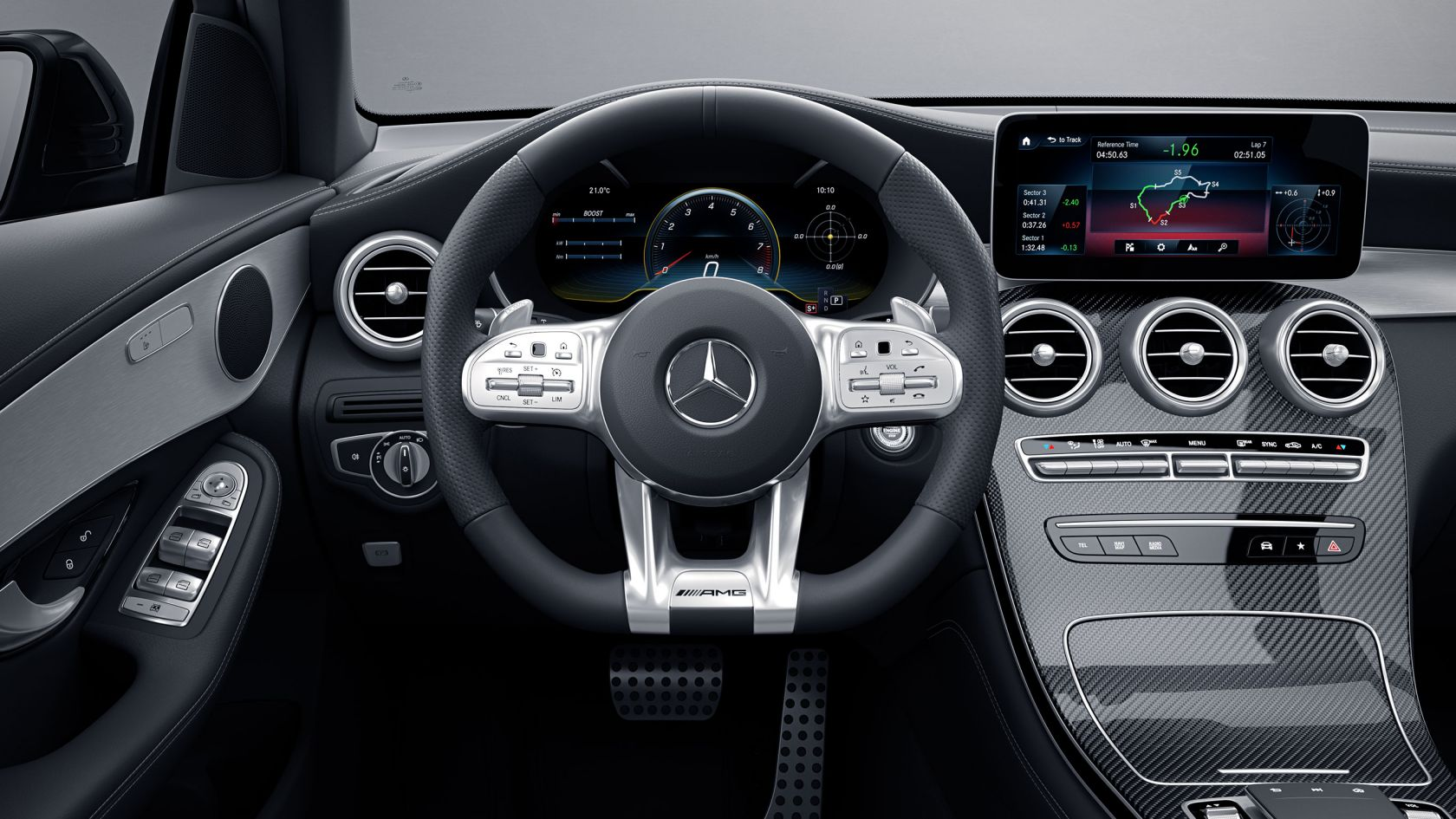 Mercedes Benz Glc Coupe Specifications