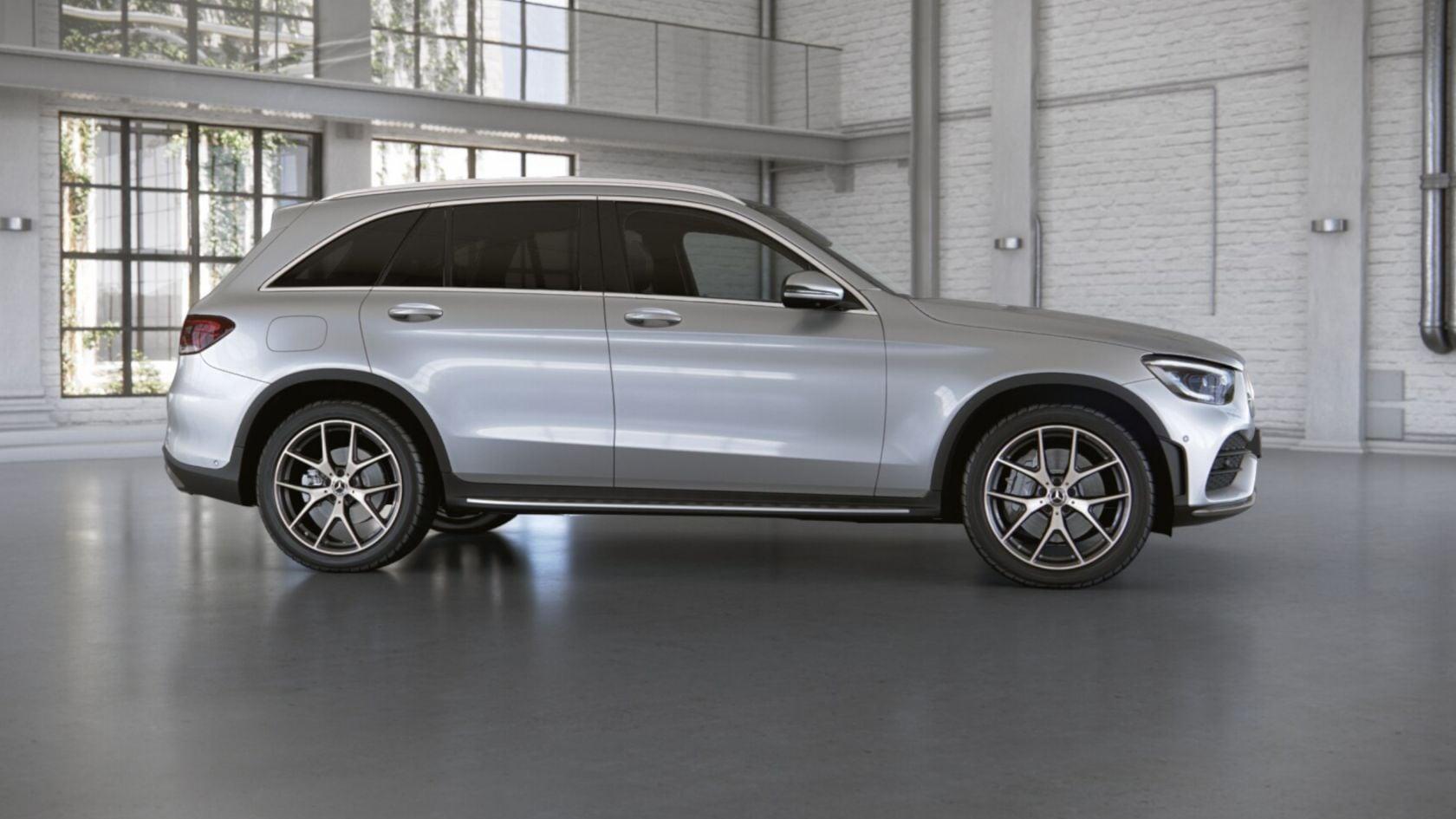 Mercedes Benz Glc Suv Models And Equipment