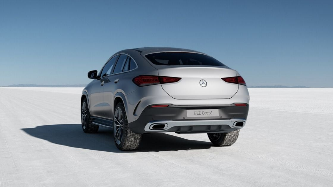 Mercedes Benz Gle Coupe Highlights