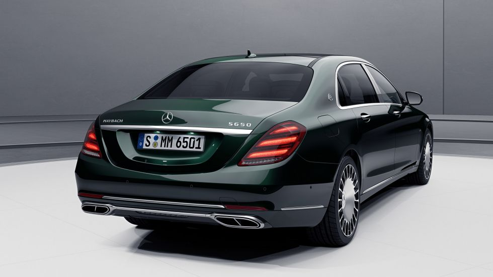 mercedes maybach models and equipment