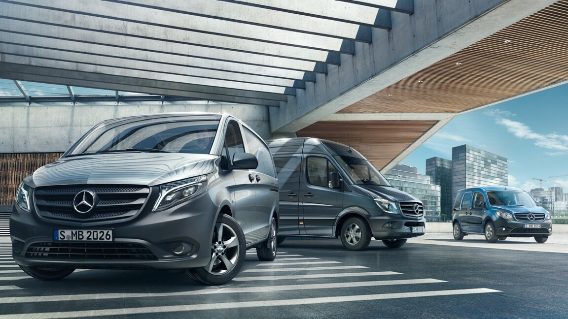 Mercedes-Benz Vans, Become a dealer