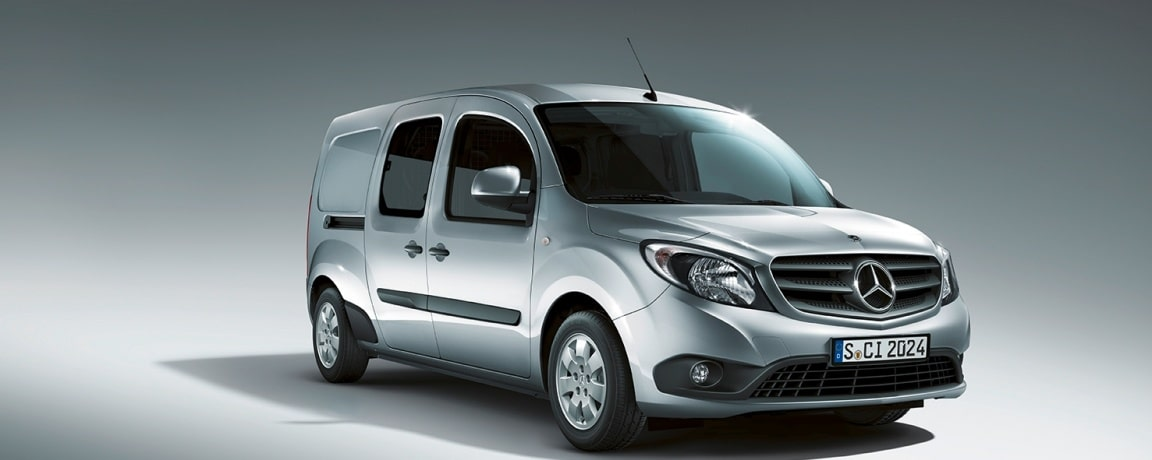 Configure your Citan