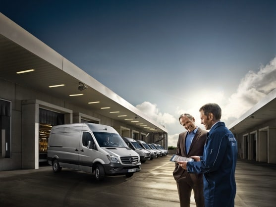 Mercedes-Benz Vans, Approved Used