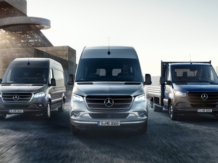 Mercedes-Benz Vans, latest Offers