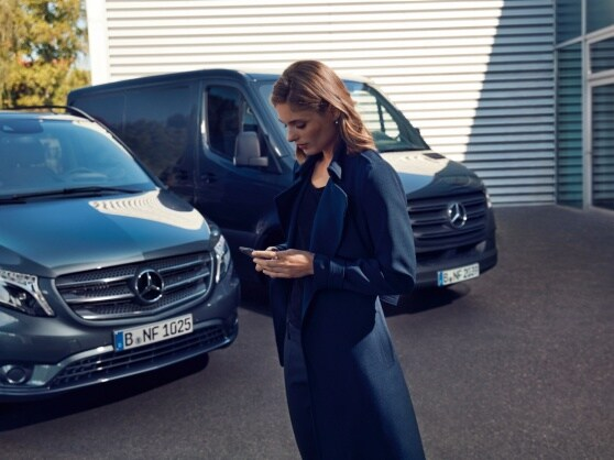Mercedes-Benz Vans, FAQ