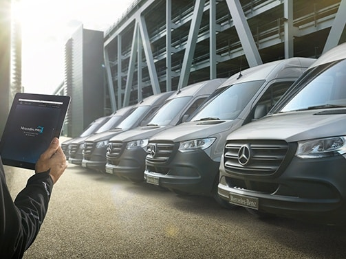 Sprinter, 3-year unlimited mileage warranty