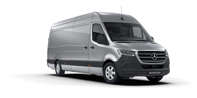 Mercedes-Benz Vans, Sprinter Panel Van