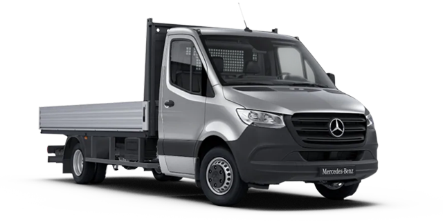 Mercedes-Benz Vans, Sprinter Dropside
