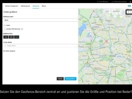 Vehicles – Geofence