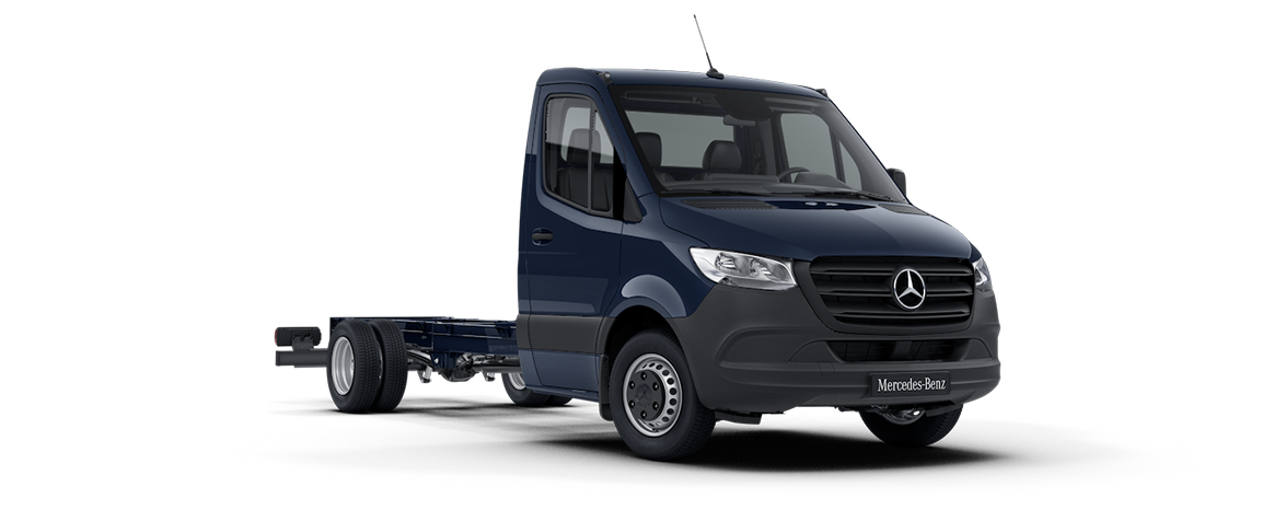 Sprinter Chassis, Cavansite blue