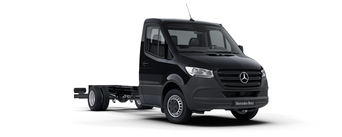 Sprinter Chassis, Obsidian black