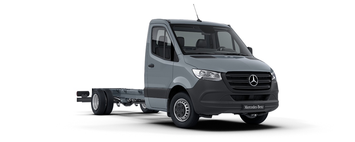 Sprinter Chassis, Blue-grey