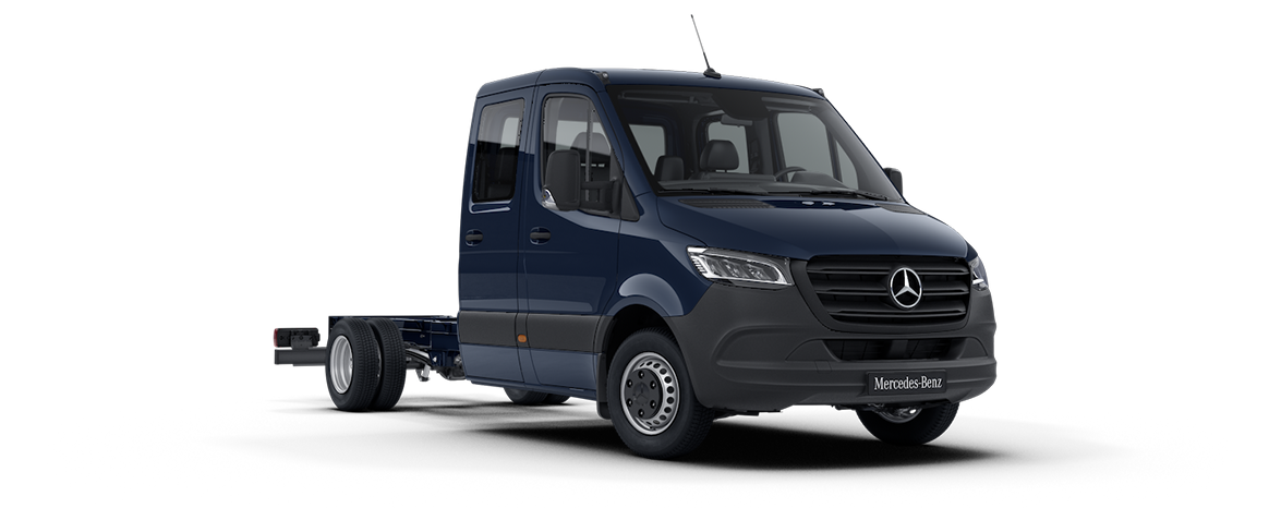 Sprinter Chassis, Steel blue