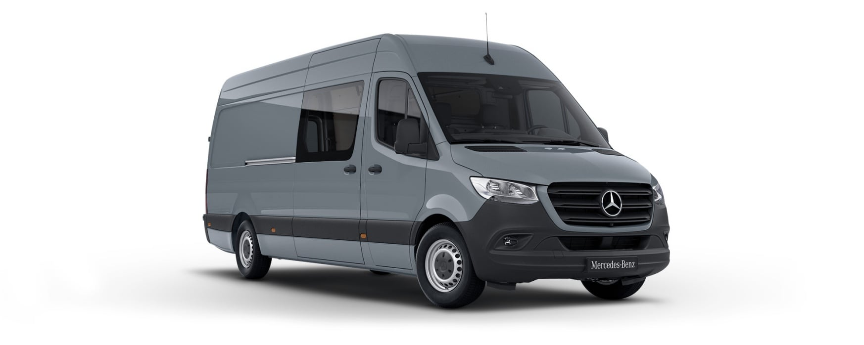 Sprinter Panel Van, blue-grey