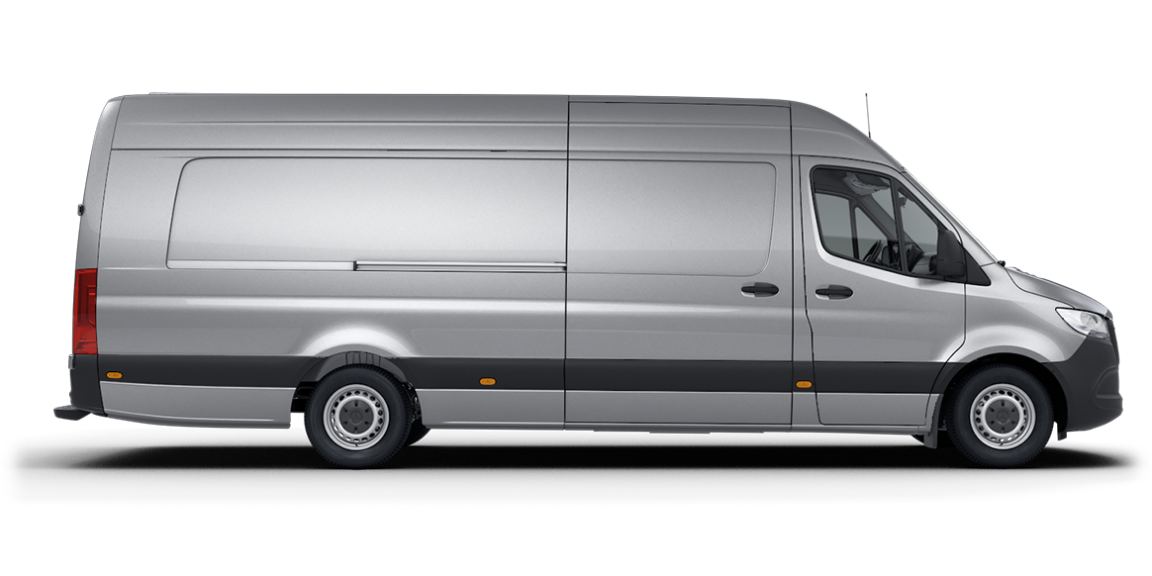 Sprinter Panel Van, high roof, 4325-mm wheelbase, 2015-mm overhang