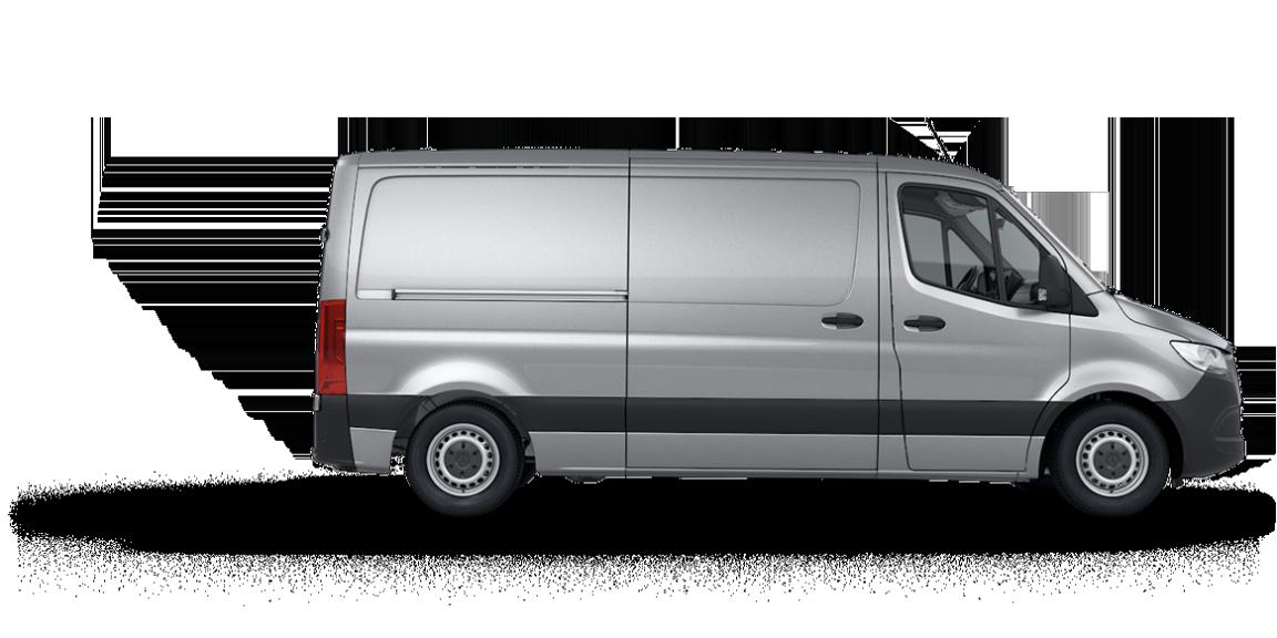 Sprinter Panel Van | Mercedes-Benz Vans