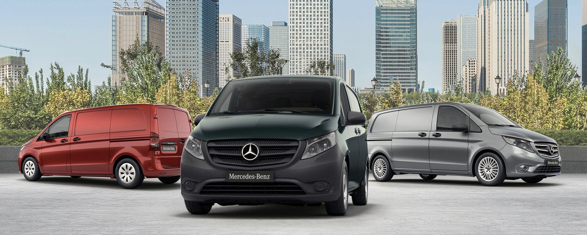 Mercedes-Benz Vans UK, The BIG Event