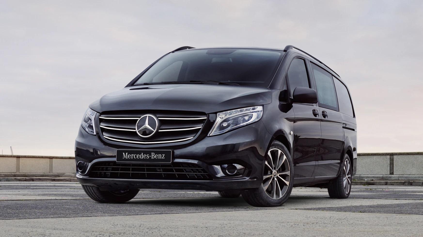 752148e162 Mercedes-Benz Vans
