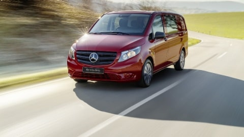 9534bda4e4 The Mercedes-Benz Vito crew van from £299  a month.